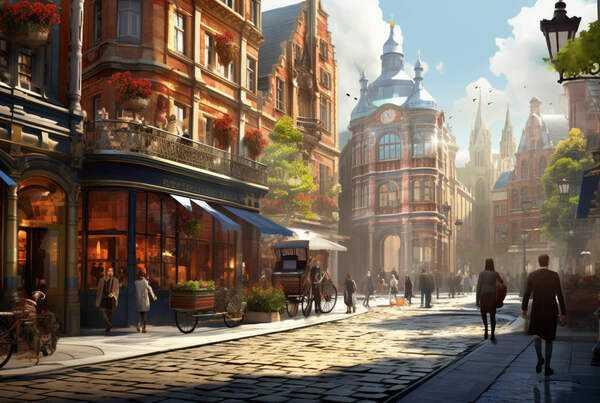 Городской квест «Герои древнегреческих мифов и где они обитают» от Ubego