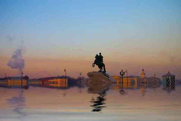 Городской квест «1824-й. Потопленный Петроград» от Ubego