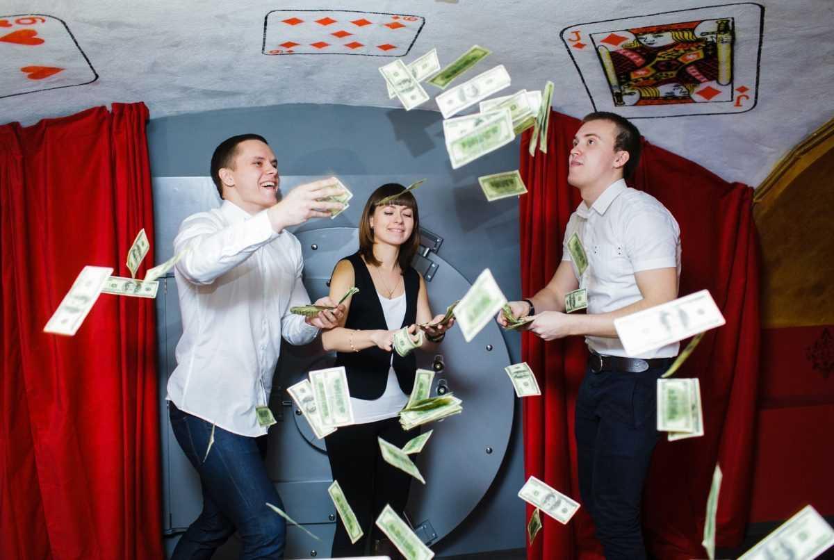 Квест ограбление казино прохождение игровые автоматы миллион партий онлайн